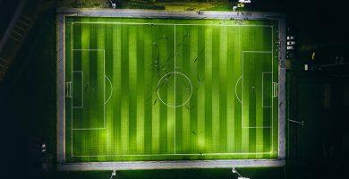 pizarra de futbol